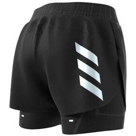 adidas Primeblue 2in1 Shorts Women, black